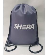 ถุงผ้าสะพายหลังหูรูดผ้าร่ม งาน SHERA