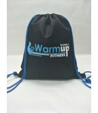 ถุงเป้หูรูด สะพายหลัง ฟิตเนส - Fitness warmup