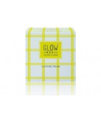 Glow Mori Sleeping Cream โกลว์ โมริ ครีม พลังไหม ขาวใส ตึงกระชับ