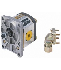 Rexroth bosch Group,0510 225 006  Self Aspirating External Gear Pump, 1:5 Tapered Shaft