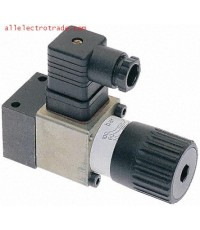 Rexroth Bosch Group, HED8 Series 1X Pressure Switches