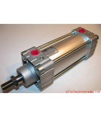 Rexroth Bosch Group P/N. 0 822 340 007, AIR CYLINDER DOUBLE ACTING WITH CUSHION BOTH END AND MAG.