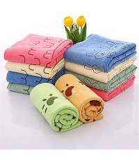 ผ้าเช็ดตัวนาโน พิมพ์ลาย 6 โหล