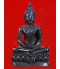 รูปหล่อพระพุทธ 90 พรรษาสมเด็จย่า เนื้อนวะ ปี33