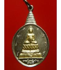 เหรียญพระชัยหลังช้าง หลัง ภปร กรรมการเนื้อ2กษัตริย์ ปี30