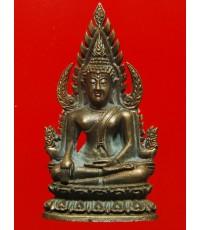 พระพุทธชินราช 80 พรรษาสมเด็จญาณ เนื้อนวะโลหะ วัดบวร ปี36