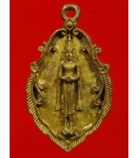 เหรียญหล่อเจ้าพ่อโกมินทร์ รุ่นเปิดศาล (รุ่นแรก)