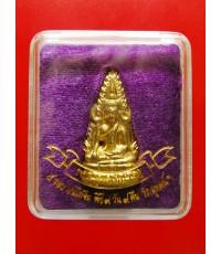 พระพุทธชินราช รุ่น 5 รอบอินโดจีน (ชินราชจอมไทย) เนื้อทองทิพย์ ปี44