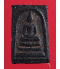 พระสมเด็จ เนื้อดินดำปราสาทขอมพันปี เทพเจ้าแห่งโชคลาภ หลวงปู่สรวง เทวดาเล่นดิน ปี19 (1)