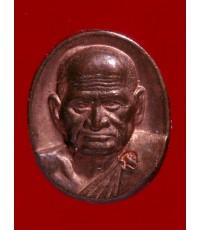 เหรียญเม็ดยา หลวงพ่อเงินวัดบางคลาน รุ่นพระพิจิตร ปี 42-43 เนื้อทองแดง สภาพสวยเดิมๆ (4)