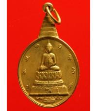 เหรียญพระชัยหลังช้าง หลัง ภปร เนื้อกะหลั่ยทอง ปี30 ที่ระลึก 5 รอบในหลวง (3)