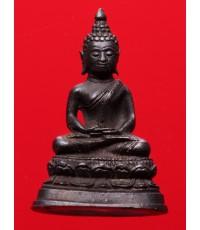 พระพุทธรูปศักดิ์สิทธิ์ หลวงปู่คำพันธุ์ รุ่นปฐวีธาตุ วัดธาตุมหาชัย นครพนม ปี36 (3)