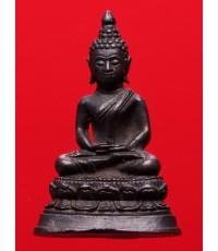 พระพุทธรูปศักดิ์สิทธิ์ หลวงปู่คำพันธุ์ รุ่นปฐวีธาตุ วัดธาตุมหาชัย นครพนม ปี36 (5)