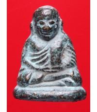 หลวงพ่อเงินวัดบางคลาน รุ่นปืนแตก พิมพ์สนิมดำใหญ่ ปี28 เนื้อพระบูชาเก่าคราบเบ้าสวย (9)