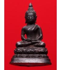 พระพุทธรูปศักดิ์สิทธิ์ หลวงปู่คำพันธุ์ รุ่นปฐวีธาตุ วัดธาตุมหาชัย นครพนม ปี36 (4)