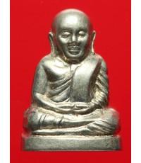 หลวงพ่อเงินบางคลาน รุ่น ๕๕ มหาบารมี ๘๕ พรรษา ปี๕๕ เนื้ออัลปาก้า พิมพ์มือนับแบงค์ กล่องเดิม (2)
