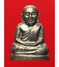 หลวงพ่อเงินบางคลาน รุ่น ๕๕ มหาบารมี ๘๕ พรรษา ปี๕๕ เนื้ออัลปาก้า พิมพ์มือนับแบงค์ กล่องเดิม (6)