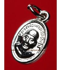 เหรียญเม็ดแตงชุบนิเกิล หลวงปู่ทวดวัดช้างให้ พิธีใหญ่ เสาร์ 5 วันที่ 5 เดือน 5 ปี55 (10)