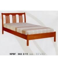 เตียงนอน NPBF 302 Z-11 (FW)