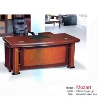 โต๊ะทำงานผู้บริหาร Mozart 2.00 เมตร (Di)