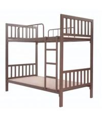 เตียงเหล็ก 2 ชั้น (ตัวหนา)
