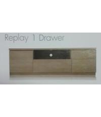 ตู้วางทีวี (REPLAY 1) 1.60 ซม.