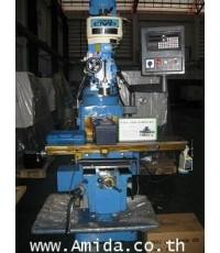 เครื่องมิลลิ่ง เครื่องกัด เครื่องจักร Milling Machine