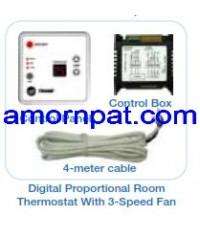 Control Set / Thermostat แผงรับสัญญาณ อะไหล่ สำหรับ เครื่องปรับอากาศ เทรน  Trane