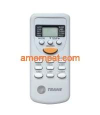 รีโมท Remote สำหรับเครื่องปรับอากาศ เทรน  อะไหล่ แอร์ Trane Cassette Type 4 ทิศทาง