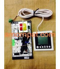 Control Set / Thermostat แผงรับสัญญาณ อะไหล่ สำหรับ เครื่องปรับอากาศ แอร์ เทรน  Trane