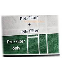 Filter ฟิลเตอร์ แผ่นกรองอากาศ อะไหล่ สำหรับ เครื่องปรับอากาศ แอร์ เทรน  TRANE_Copy