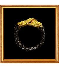 แหวนพิรอด มีตะกรุดฝังใต้ทอง หลวงพ่อสุพจน์ วัดศรีทรงธรรม