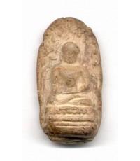 พระบาง ลำพูน เนื้อพิกุล   อายุ 1500-2000 ปี
