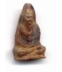 พระฤาษี   กรุวัดมหาวัน  อายุ 1500-2500 ปี