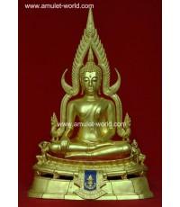 พระพุทธชินราช พระมาลาเบี่ยง ปี ๒๕๒๐ หน้าตัก 9.9 นิ้ว (องค์ที่4)