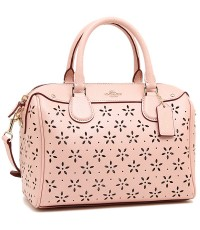 กระเป๋าสะพาย COACH MINI BENNETT SATCHEL BADLANDS FLORAL PURSE CARMINE MULTI PEACH ROSE GILTER F38160