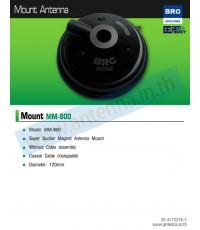 Mount-MM800