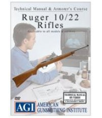 VCD Ruger 10/22 Armorer\'course