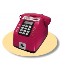 โทรศัพท์บ้านหยอดเหรียญCK 1828