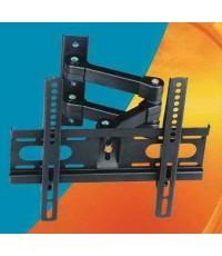 แขวนผนังLCDยืดเข้าออกได้ LCDทุกยี่ห้อขนาด14นิ้ว-32นิ้ว รุ่น LCD-PLBR5