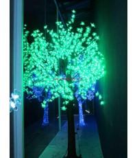 ต้นไม้ซากุระ แอลอีดี ต้นไม้ LED ต้นไม้ไฟฟ้า ต้นไม้แสงไฟประดับปีใหม่