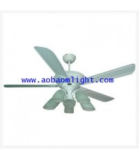 พัดลมเพดาน COPTER556WH-ABS/6L+WC