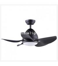 พัดลมเพดาน CT33501-LED-SB