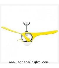 พัดลมเพดาน F630-3B-L-YL