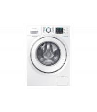 เครื่องซักผ้าฝาหน้า SAMSUNG Eco Bubble, ซัก 8 กก รุ่น WW80H5440EW