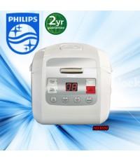 PHILIPS หม้อหุงข้าว (600 วัตต์, 1 ลิตร) รุ่น HD3030