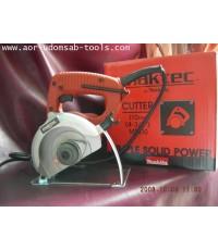 เครื่องตัดปูน/หินอ่อน ไฟฟ้า  4  นิ้ว (110 ม.ม.)   มาคเทค  รุ่น  MT-410
