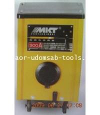 ตู้เชื่อมไฟฟ้า  300  แอมป์  MKT  คอลย์ทองแดงแท้ 100