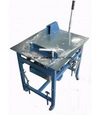 โต๊ะเลื่อยตัดอลูมิเนียม ขนาด 10 นิ้ว OKURA (ไม่รวมมอเตอร์และใบเลื่อย)