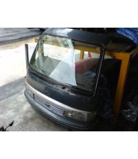 TOYOTA LH125 โตโยต้า แอลเอช125 รถตู้หัวจรวด แผงหน้าตัด
